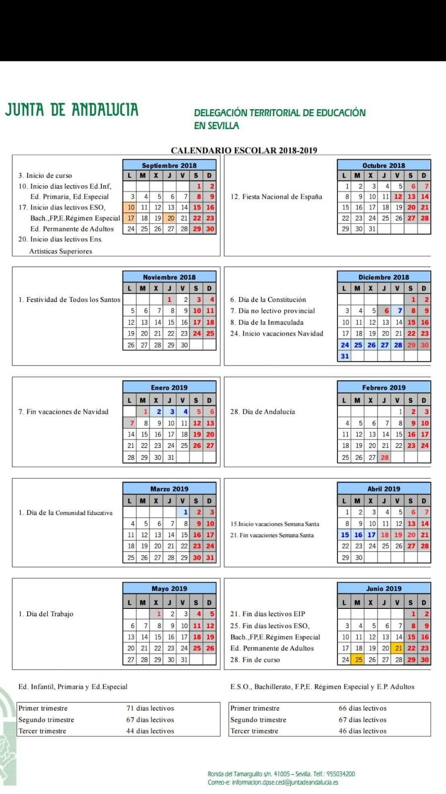 CalendarioEscolar2018_19
