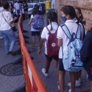 Medidas básicas alumnos Infantil y E. Primaria inicio curso 2020/2021