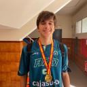 Nuestro alumno de 1º de bachillerato Alejandro Romero Blanco campeón de España de baloncesto